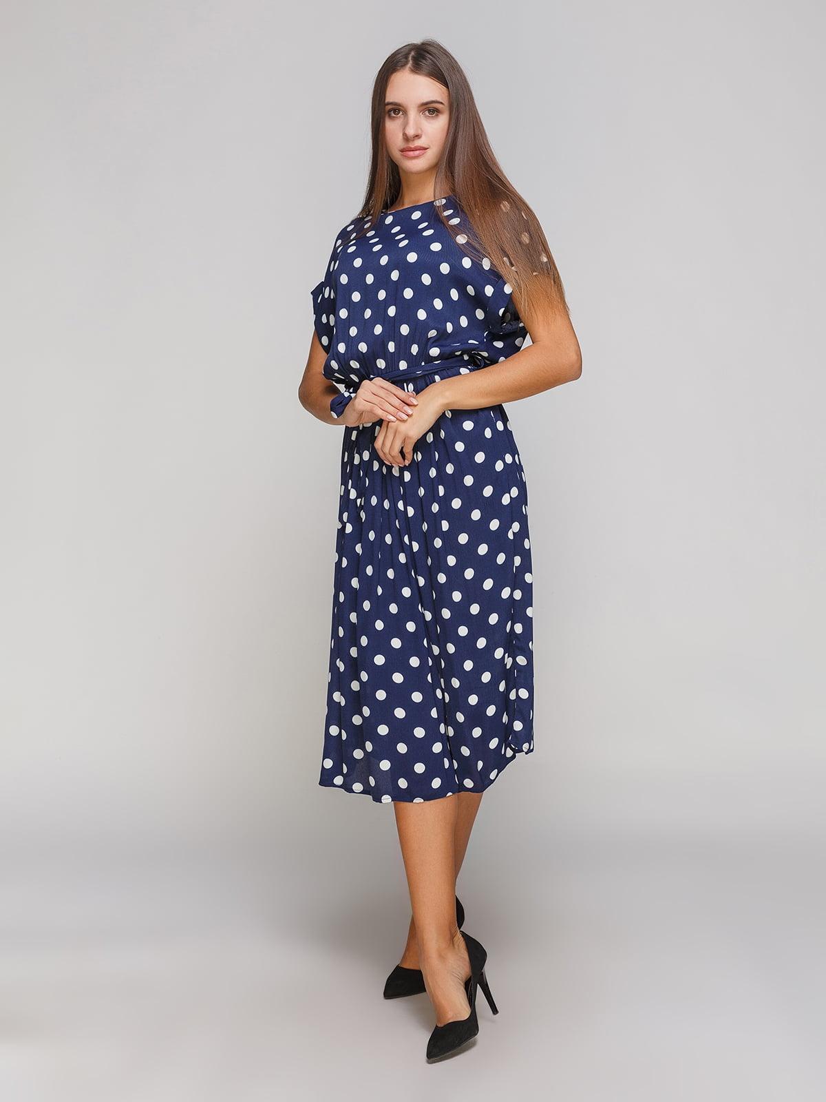 Сукня синя | 4113476