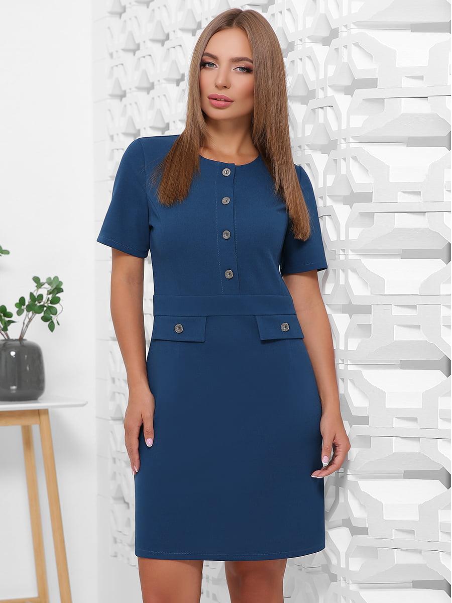 Сукня синя | 5205625