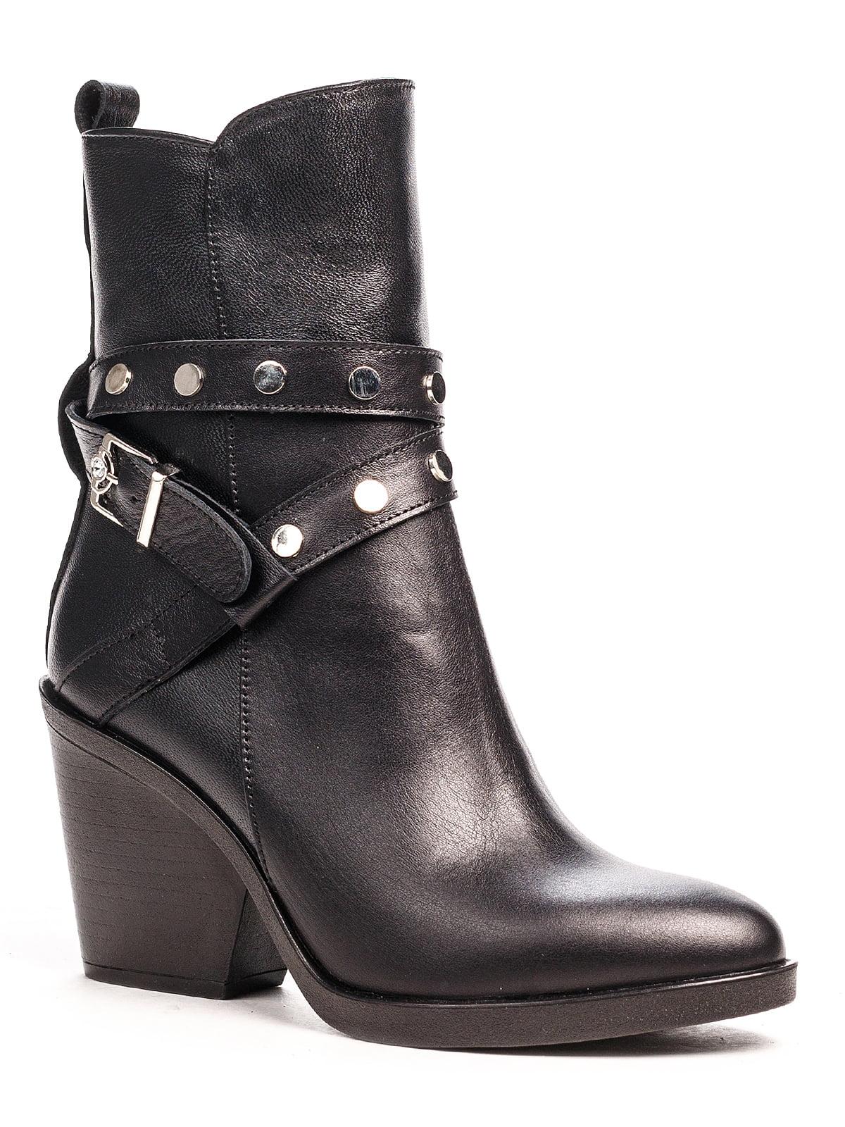 Ботинки черные | 5202897