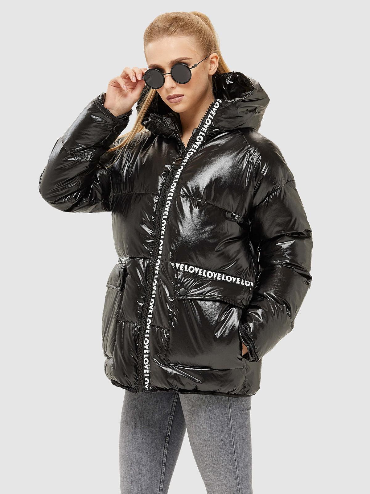 Куртка чорна   5207075