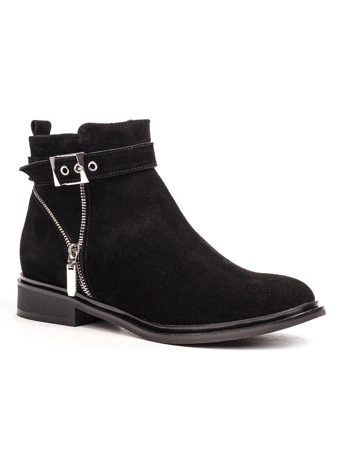 Ботинки черные | 5202900