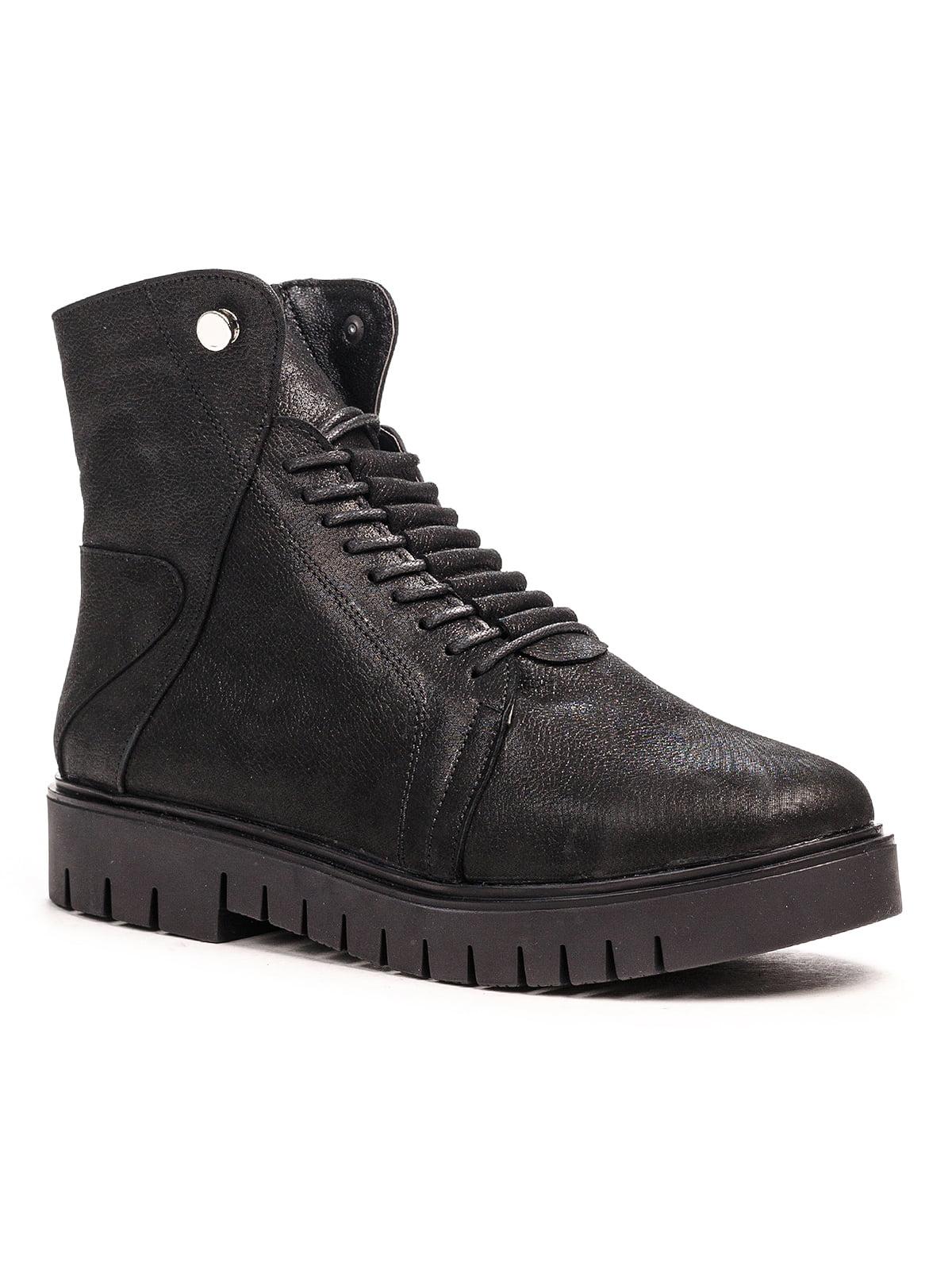 Ботинки черные | 5202905