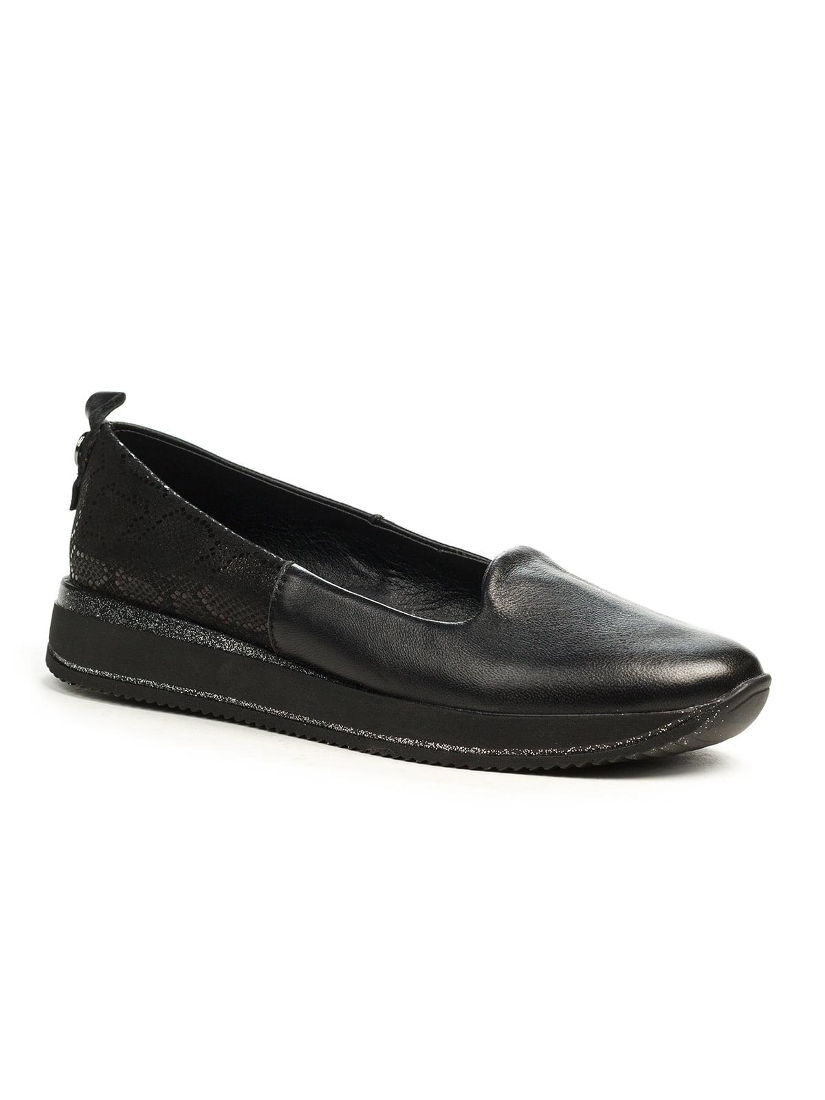 Туфли черные   5201499
