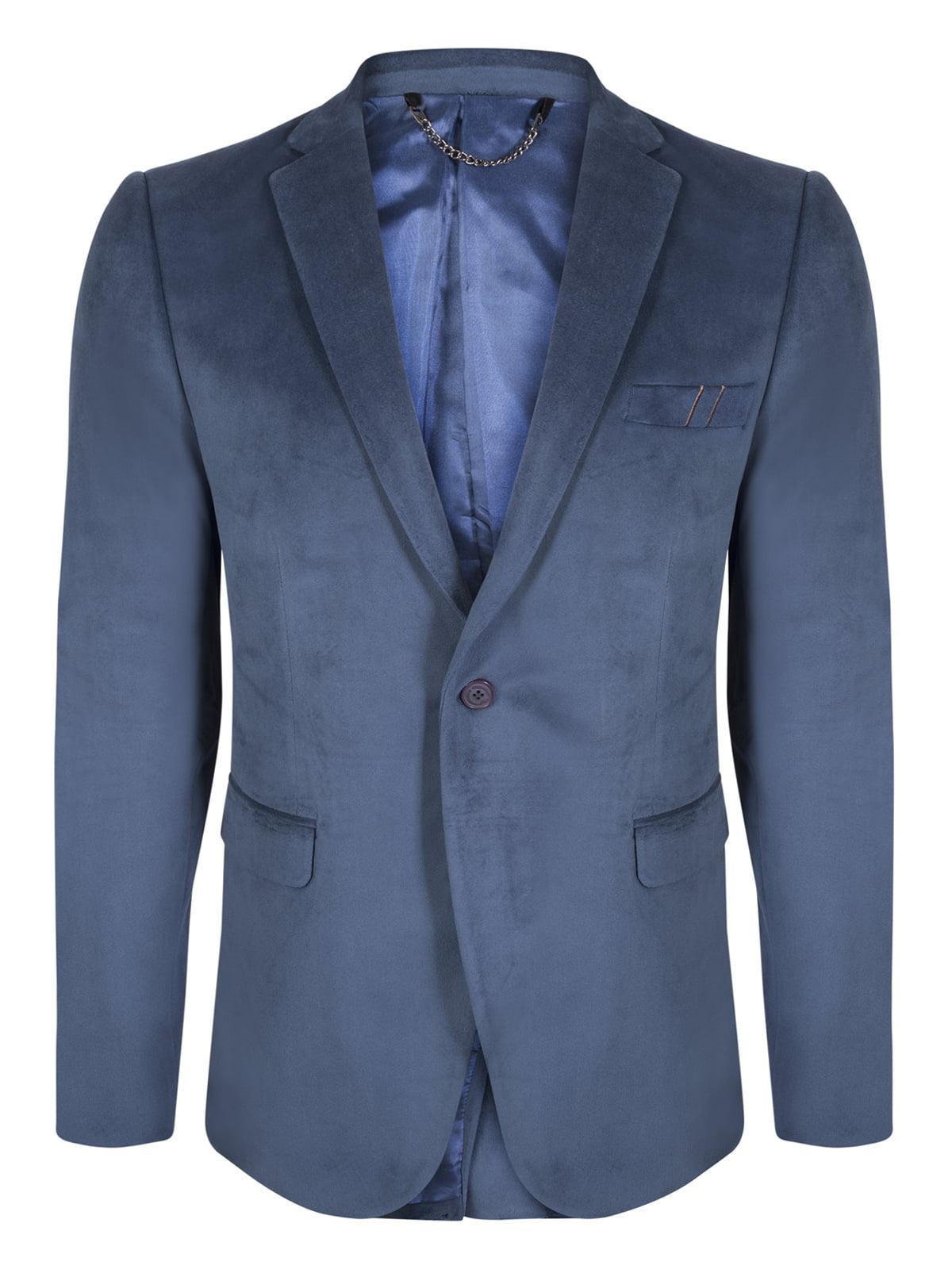 Піджак синій   4418555