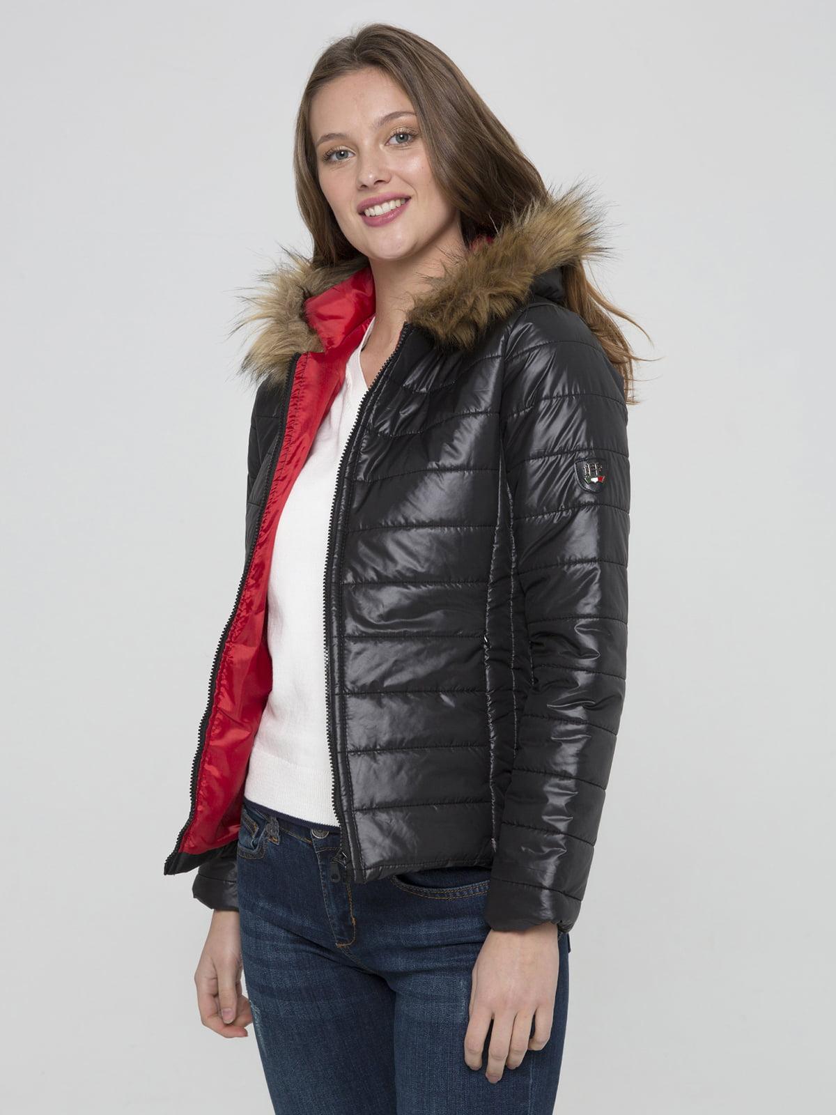 Куртка чорна | 4692150