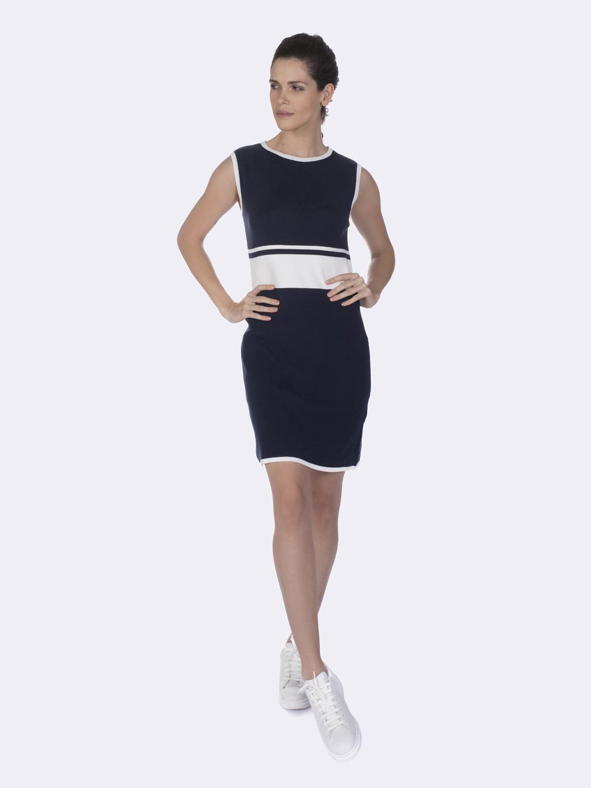 Сукня двокольорова | 5049588
