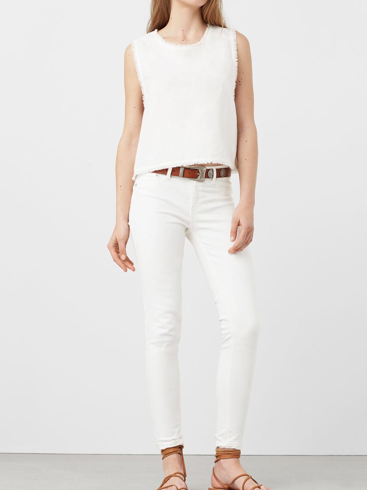 Джинси білі | 5118115