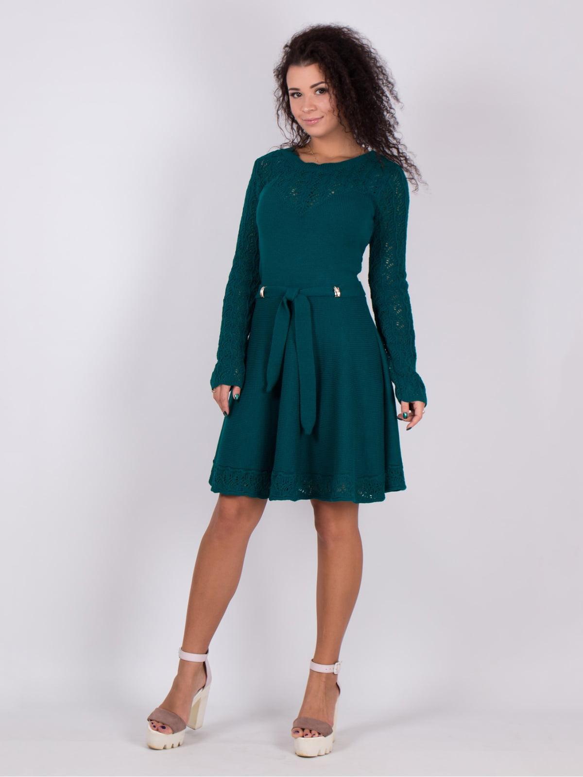 Сукня смарагдового кольору | 5204562