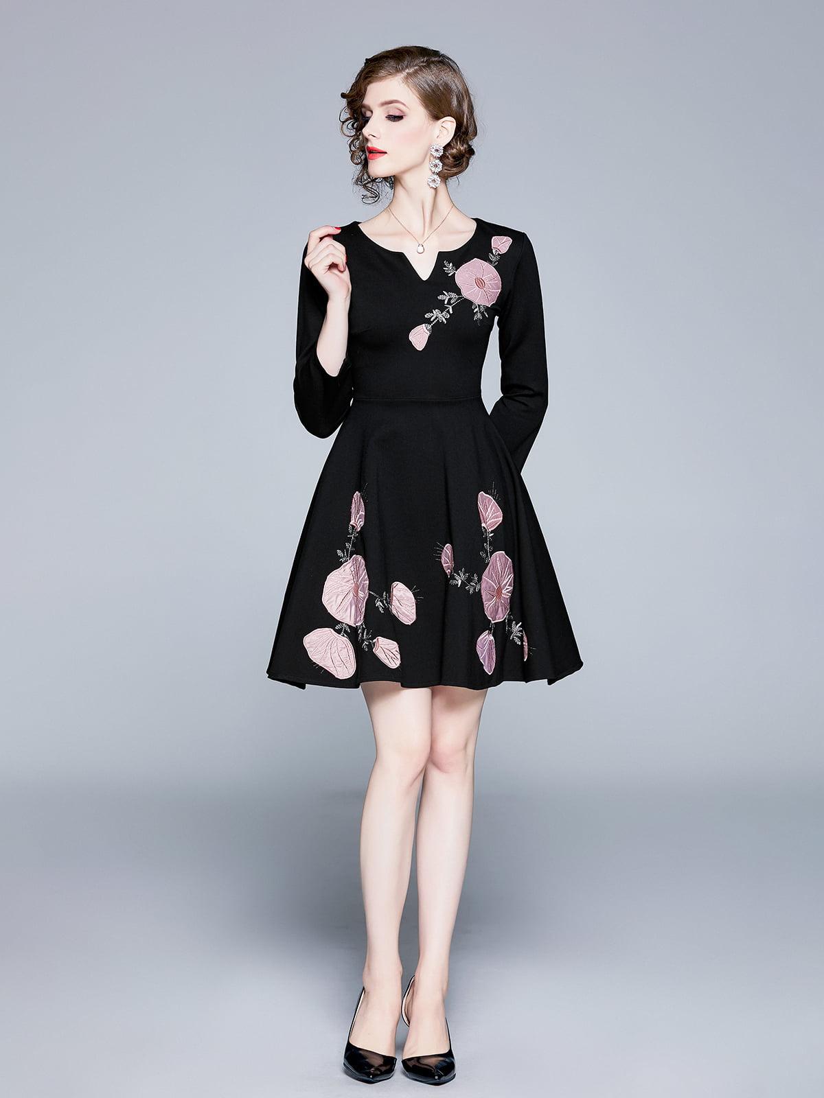 Платье черное | 5209251