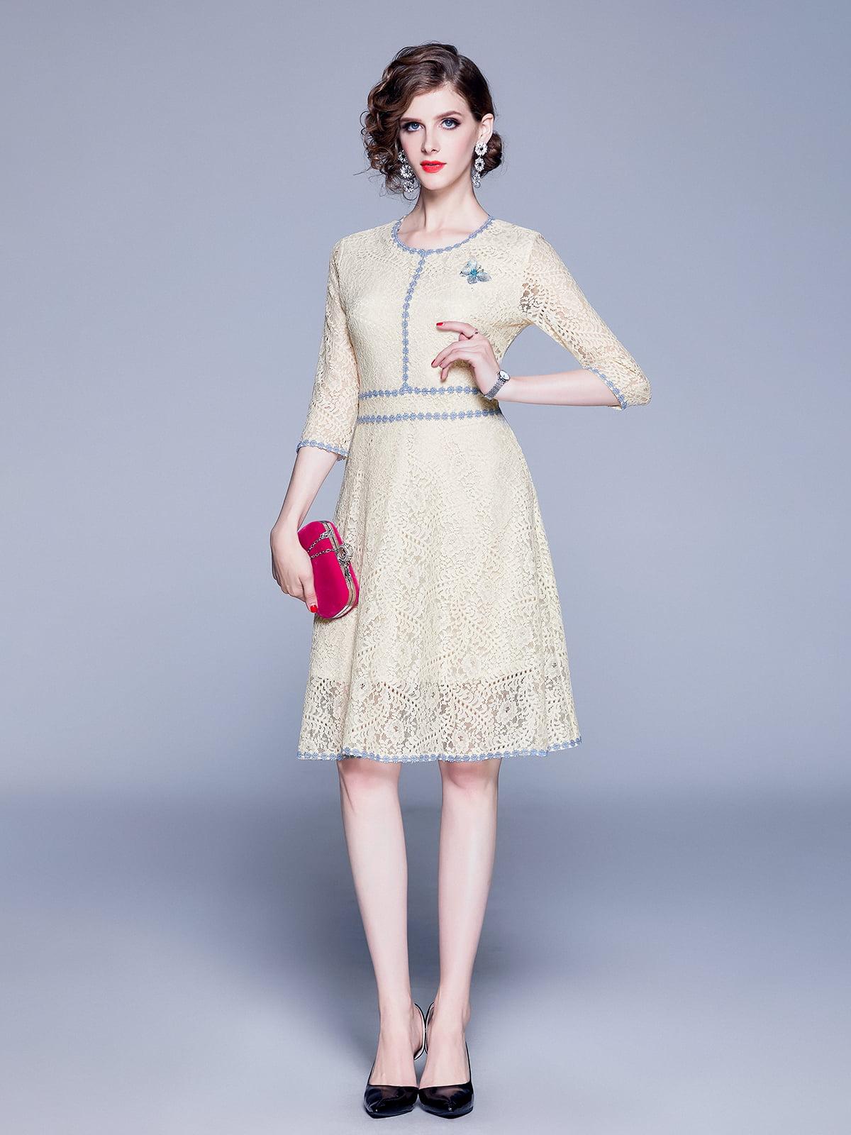 Платье белое | 5209259