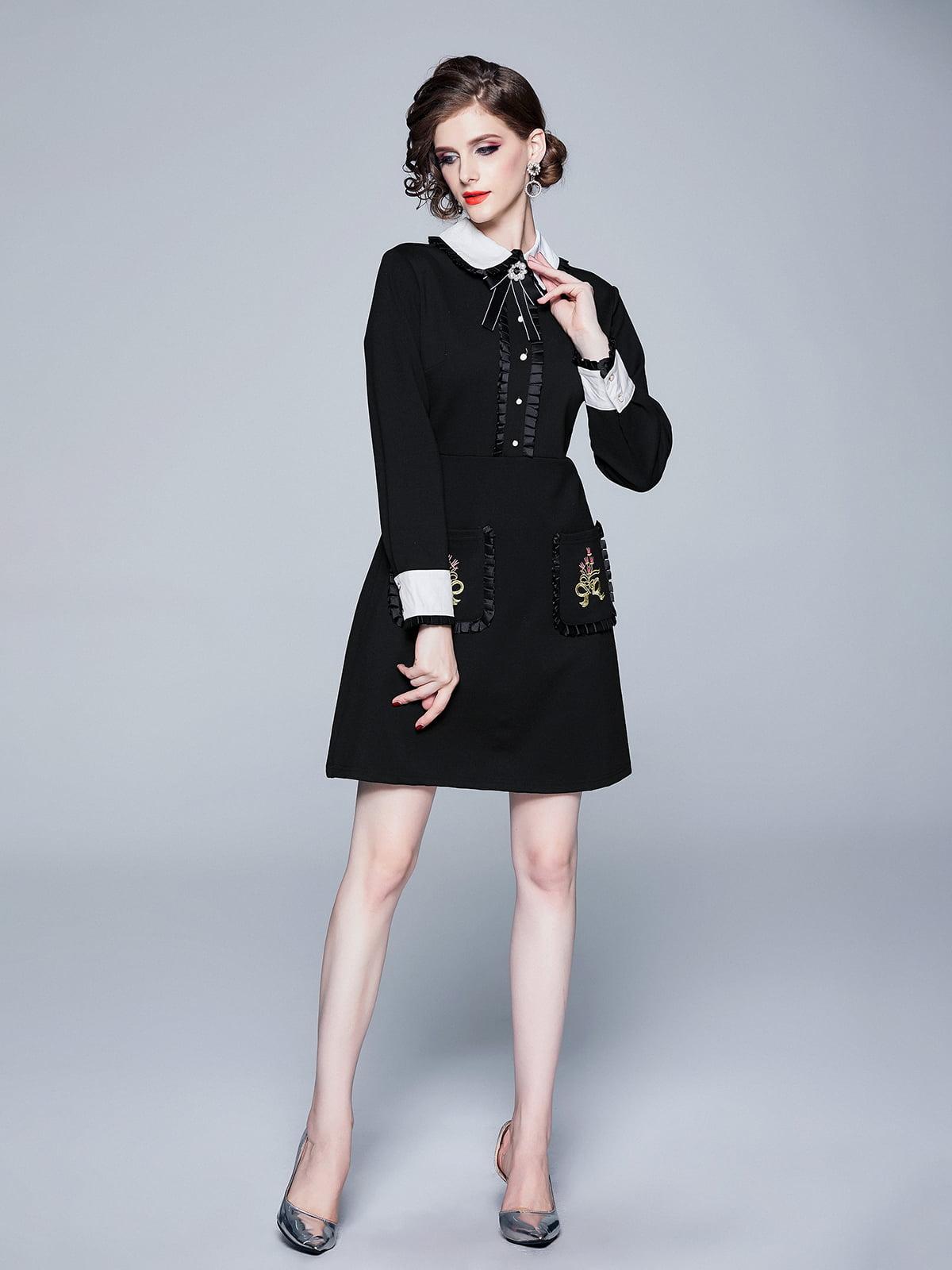 Платье черное | 5209320