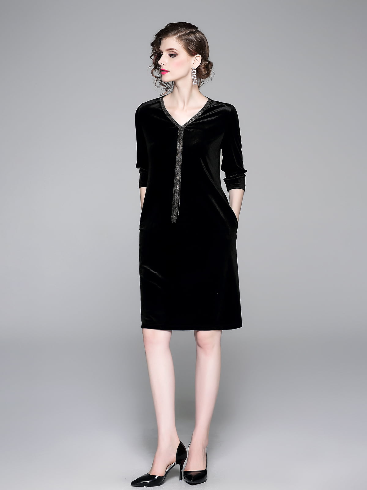 Сукня чорна | 5209322