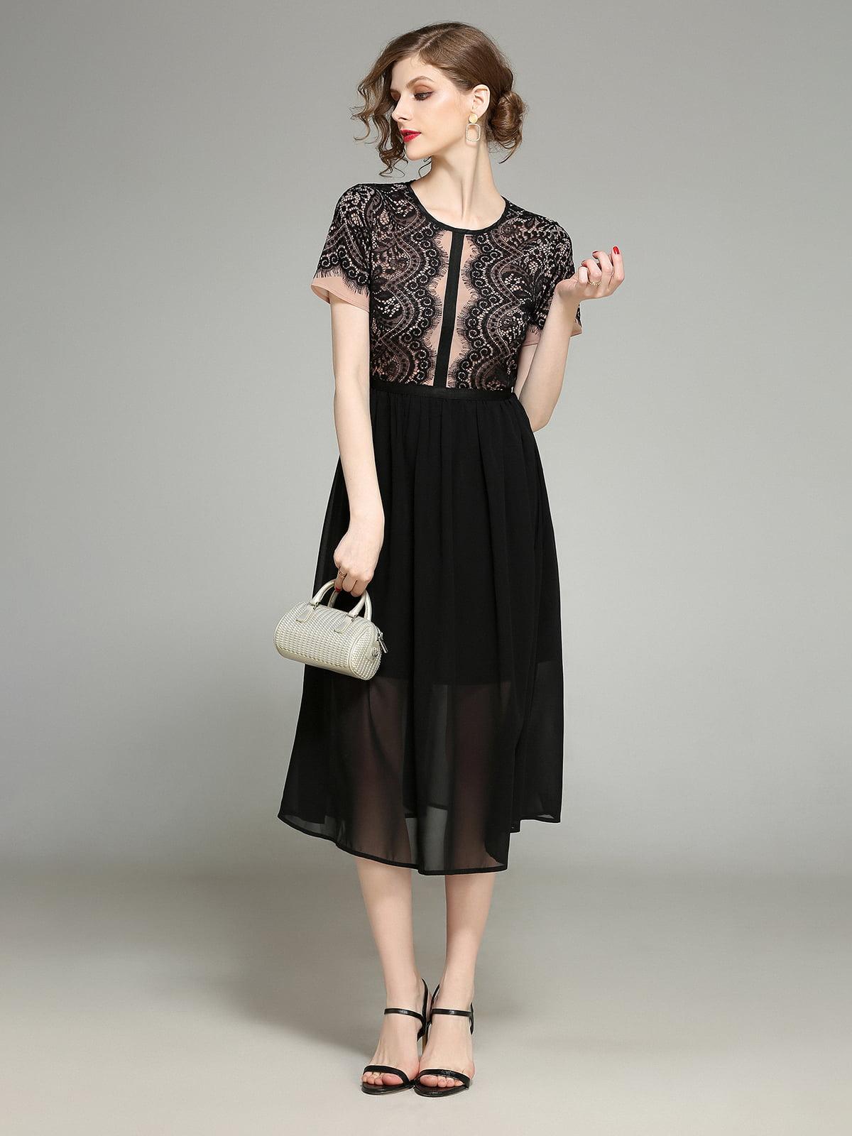 Платье черное | 5209364