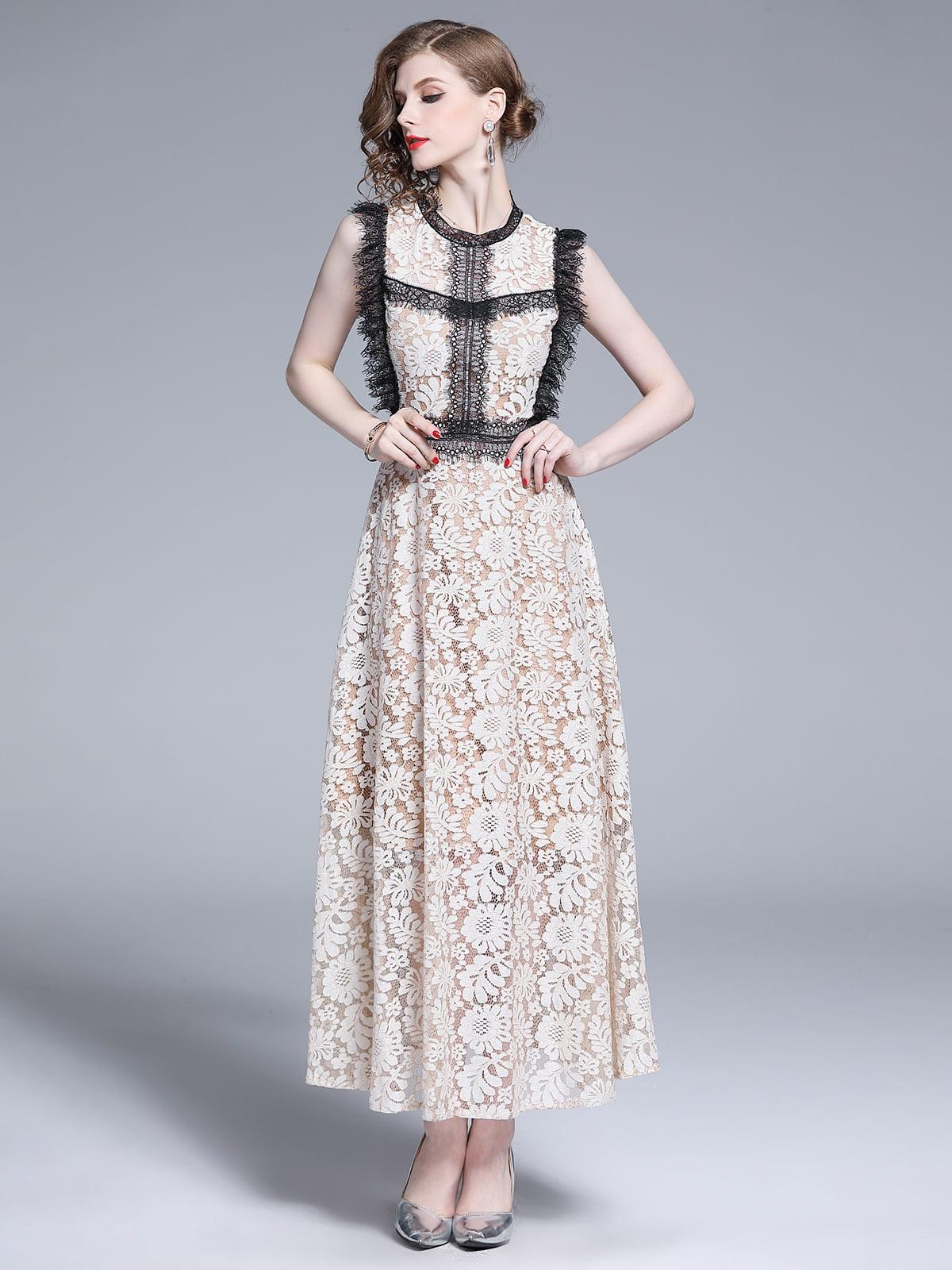 Платье белое   5209387