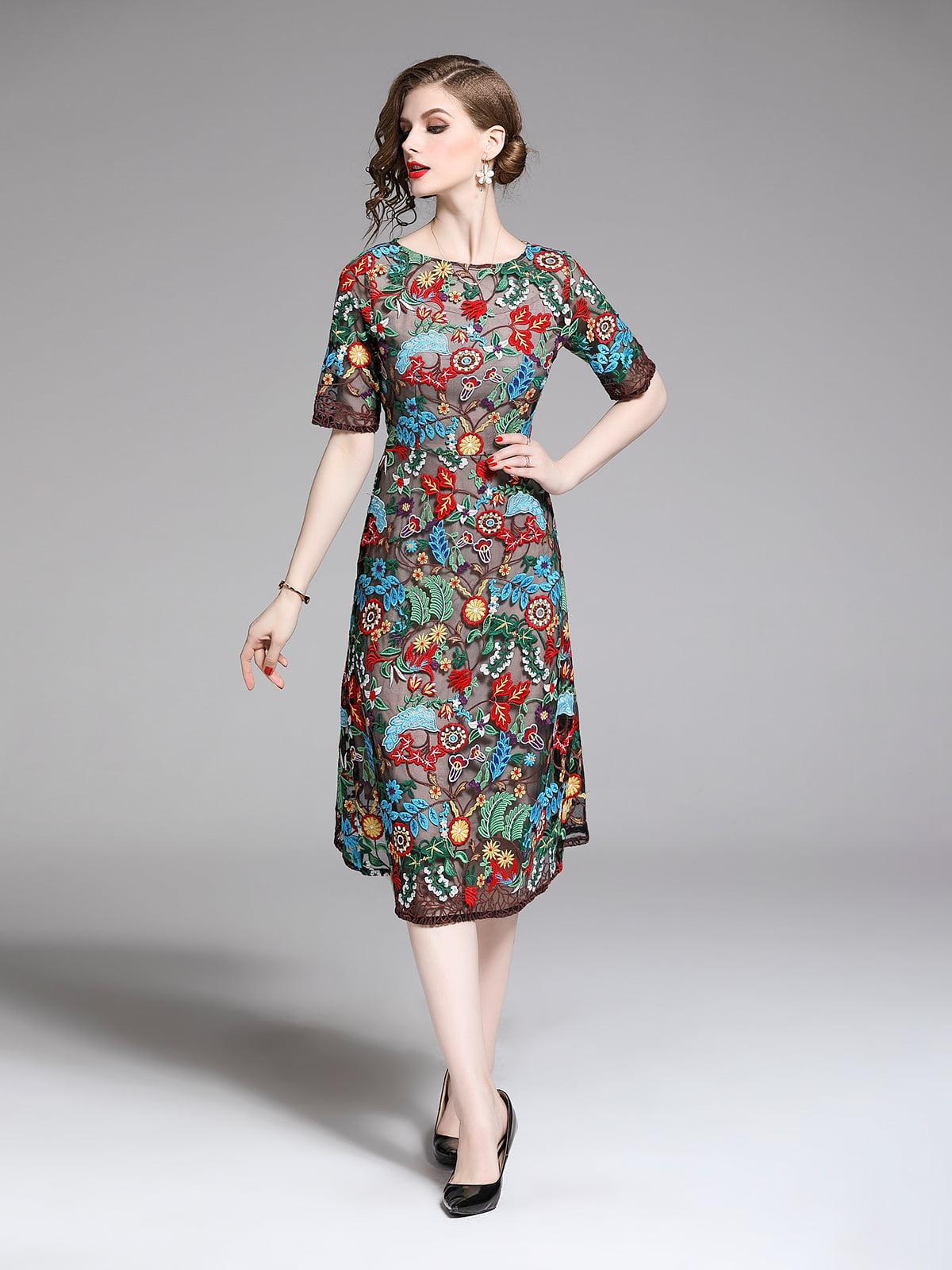 Платье серое | 5209392