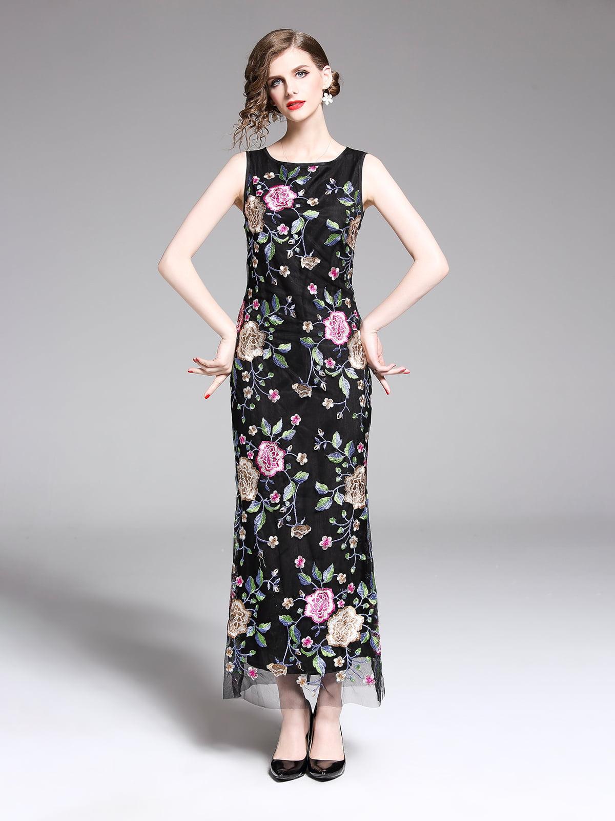Платье черное | 5209394
