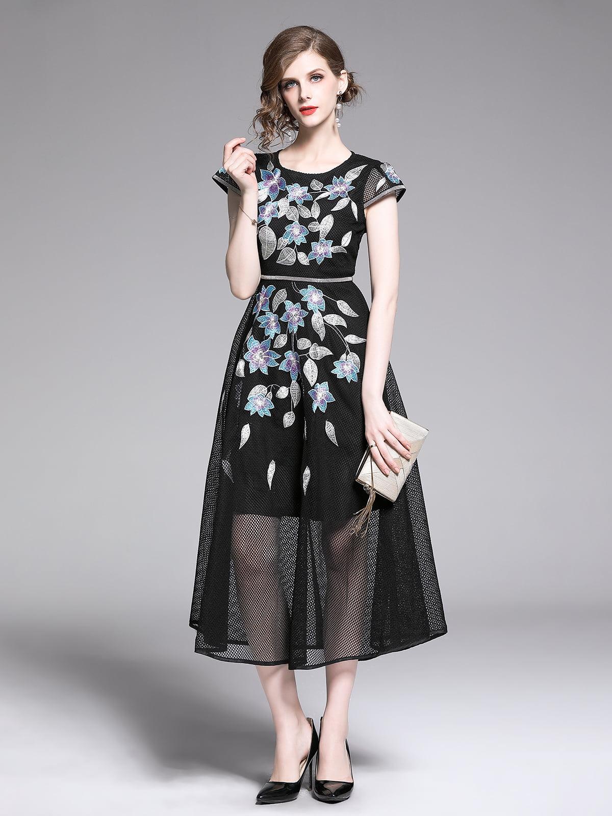 Платье черное | 5209397