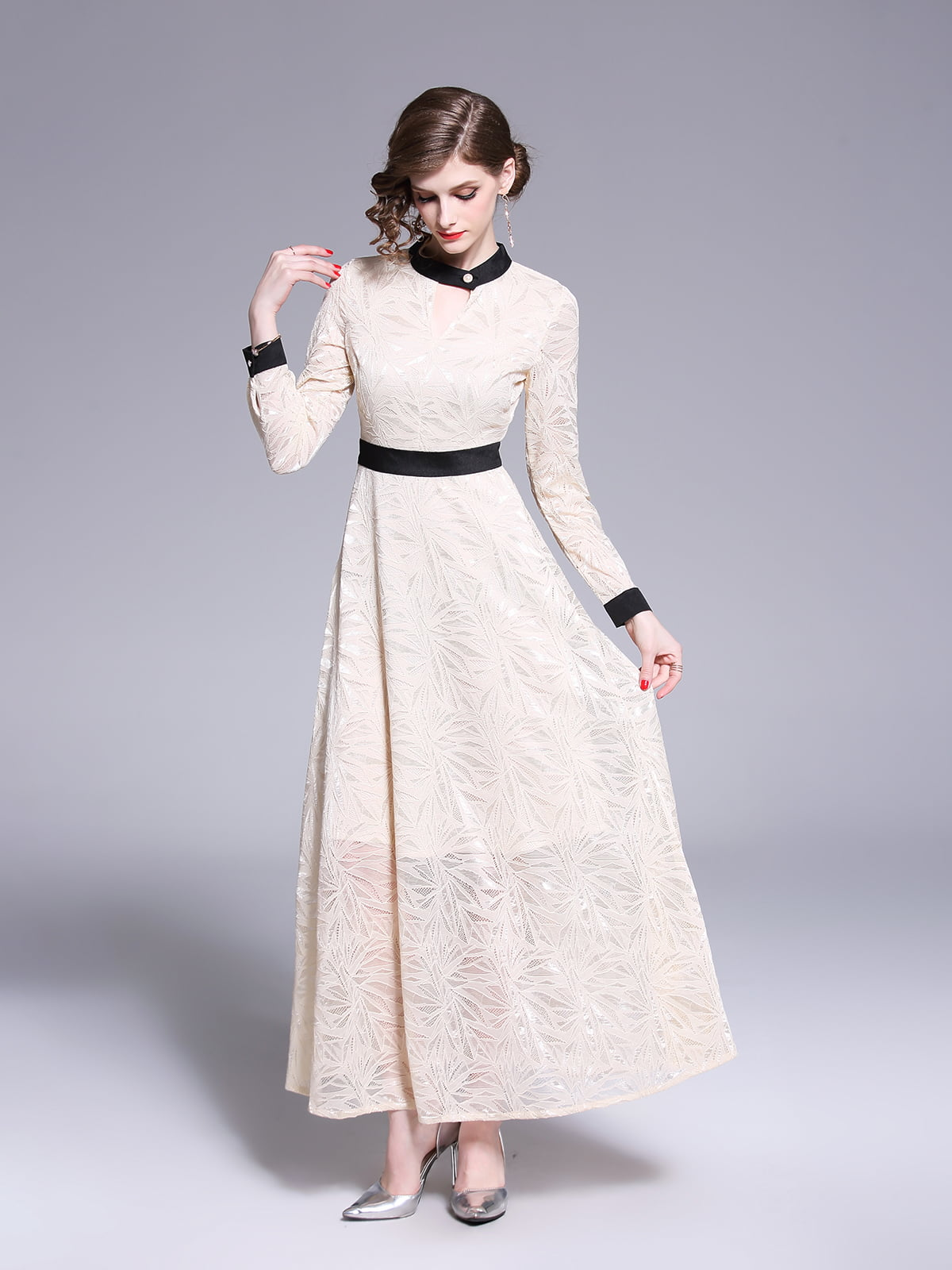 Платье белое | 5209459