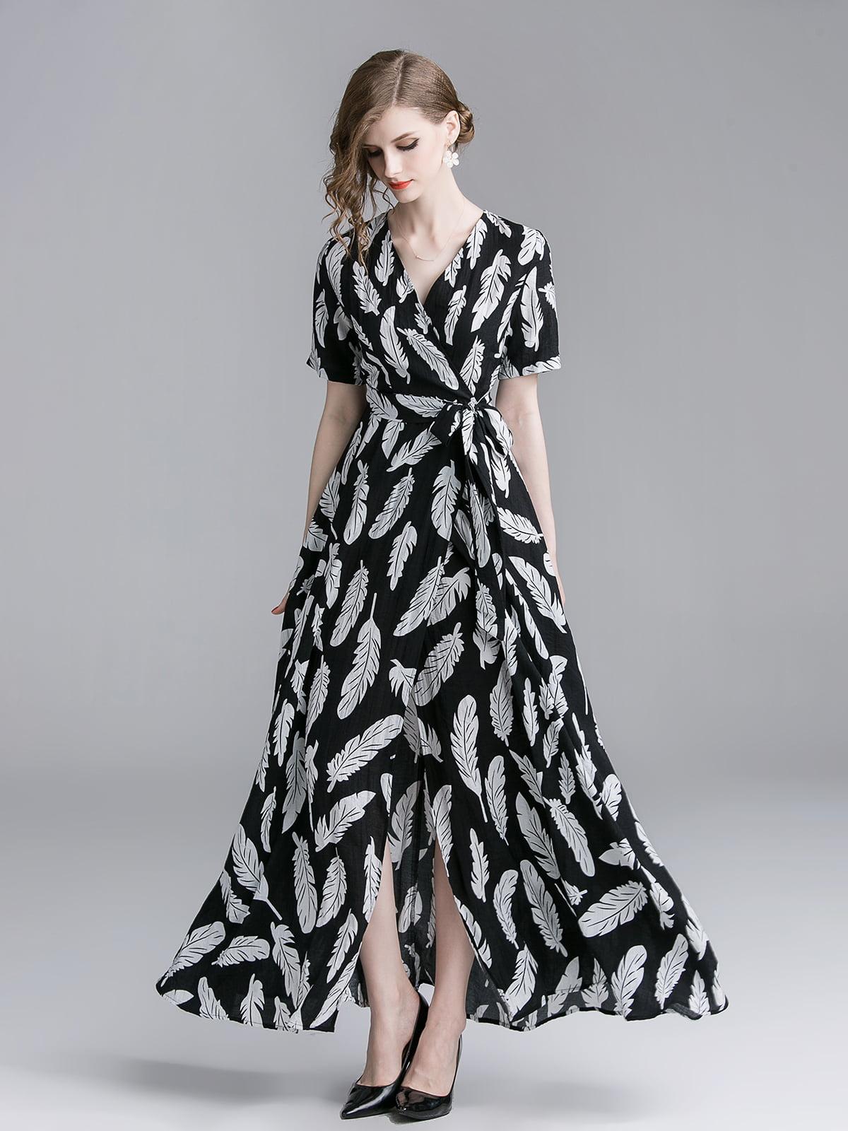 Платье в принт | 5209462