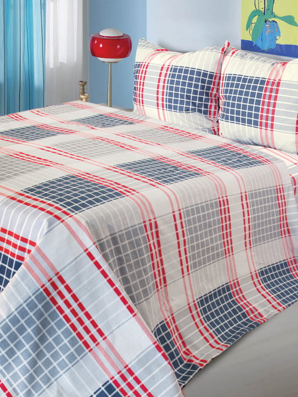 Комплект постельного белья двуспальный | 5209488