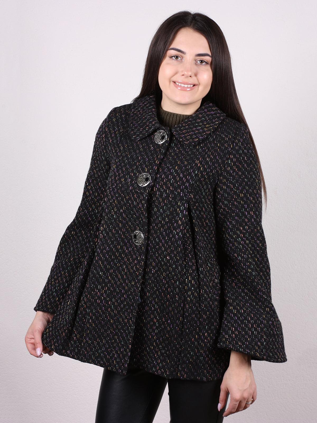 Пальто черное | 5205112
