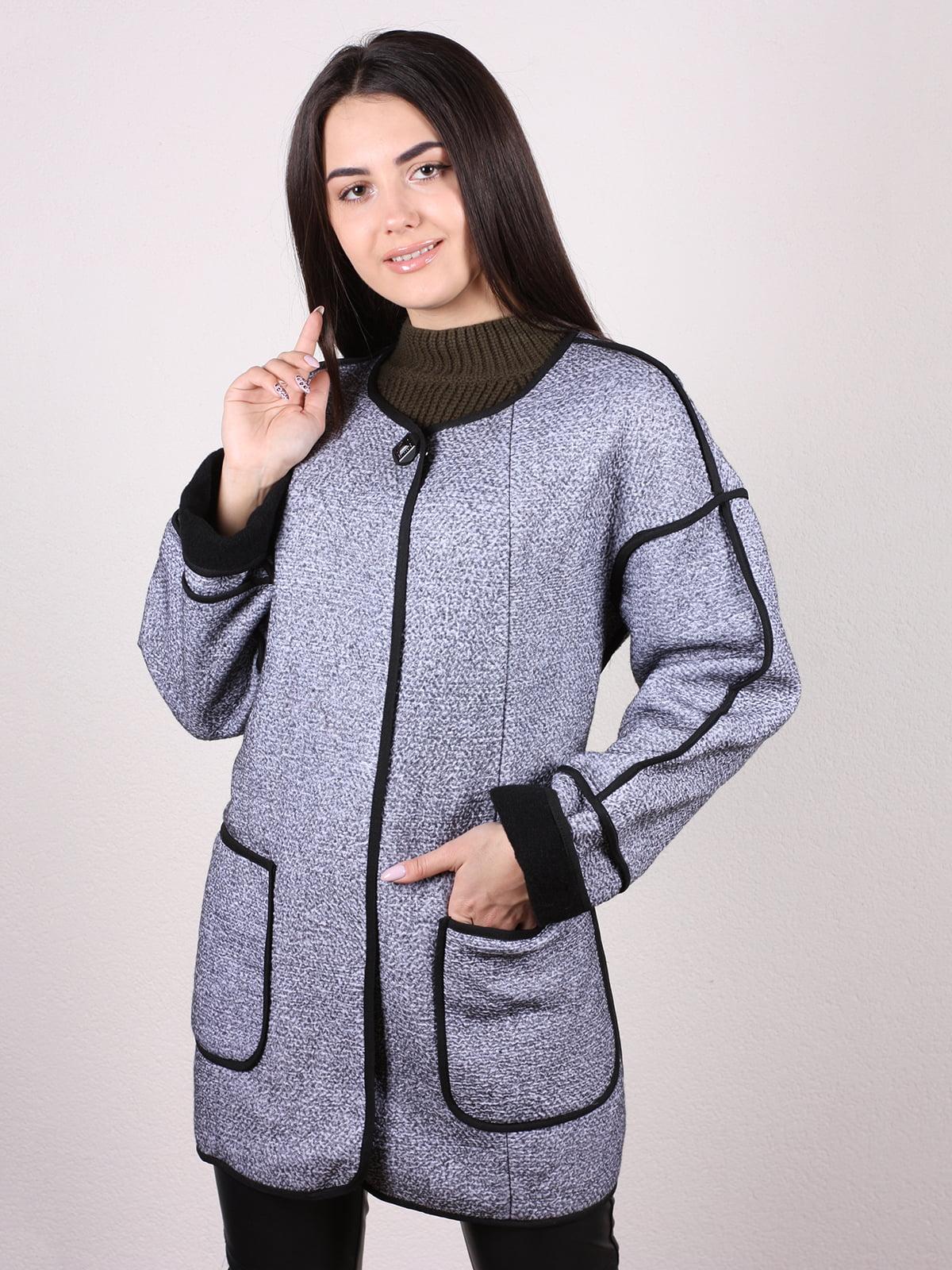 Пальто серое | 5205114