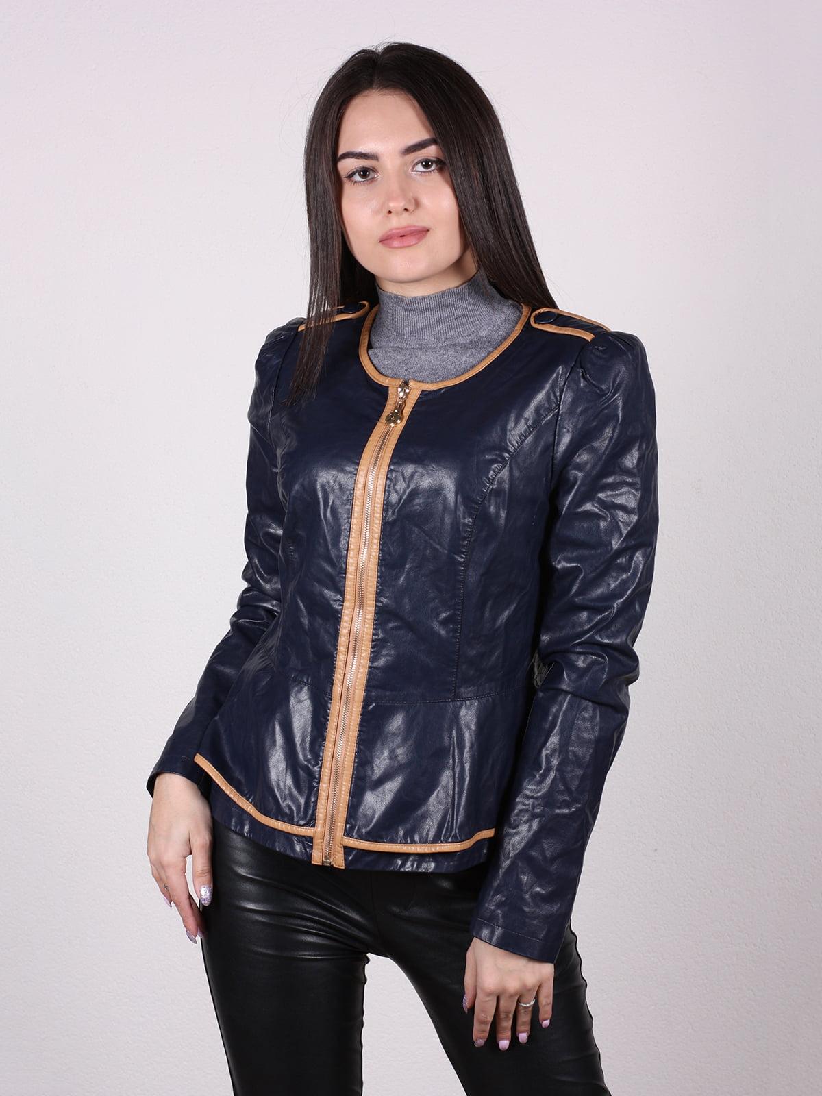 Куртка темно-синяя | 5205140