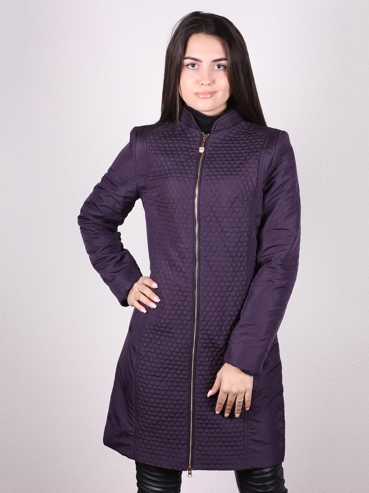 Пальто фиолетовое | 5205180