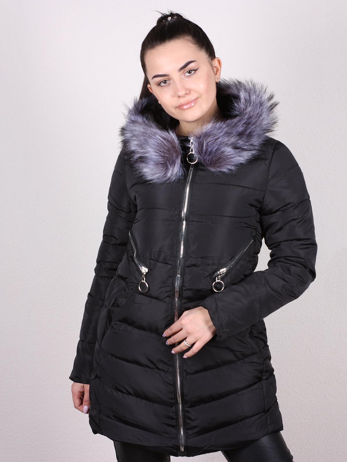 Куртка черная | 5205213