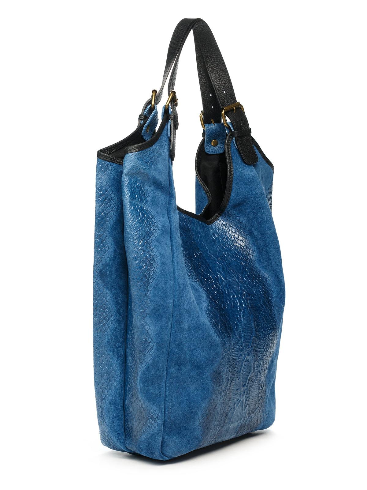 Сумка синя | 1972302