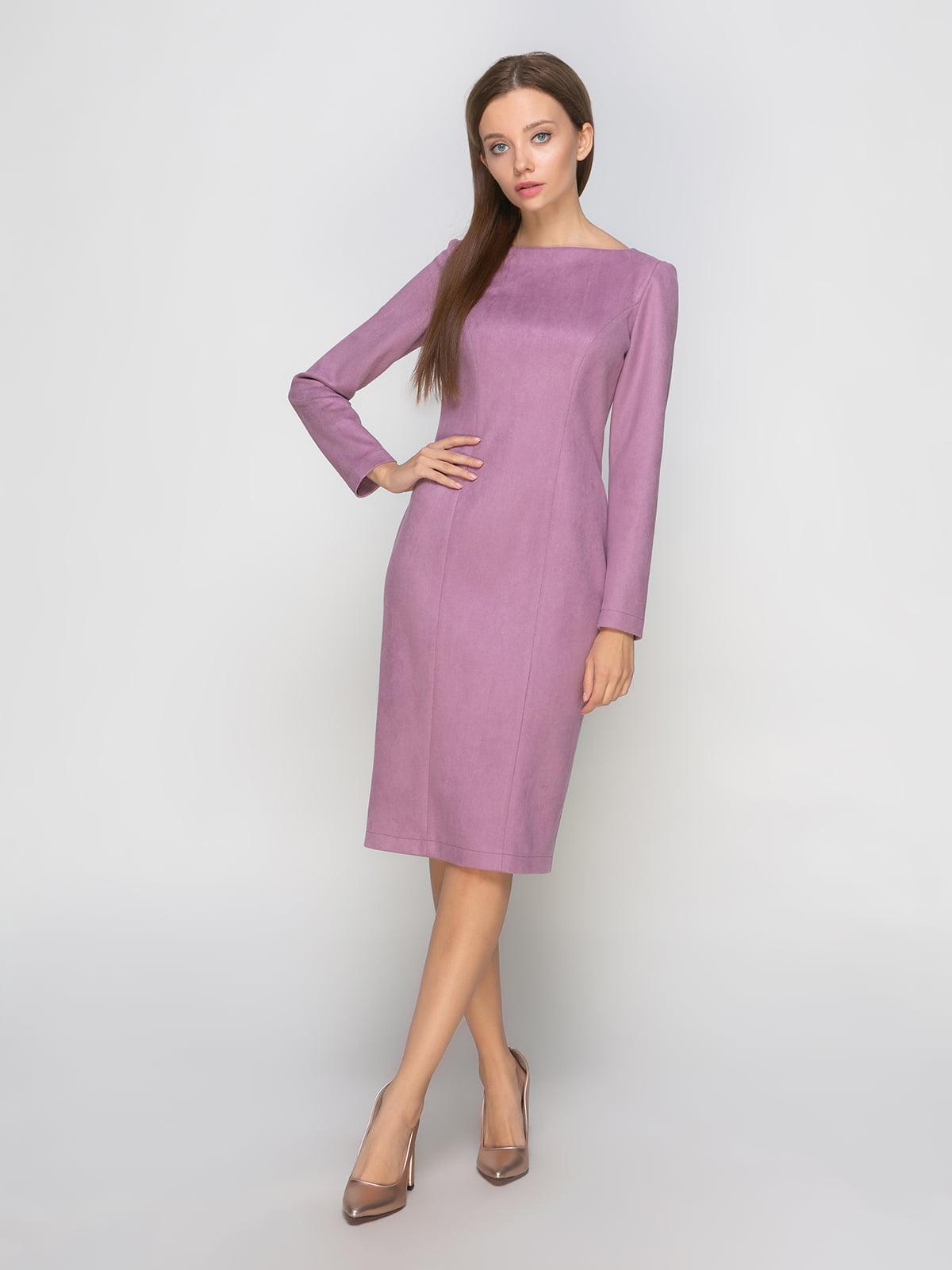 Сукня бузкового кольору | 5204907