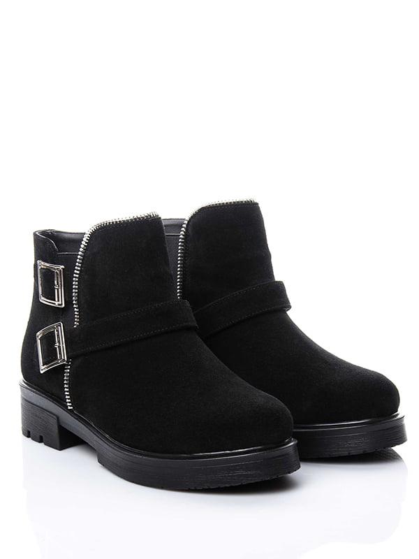 Ботинки черные   4738537