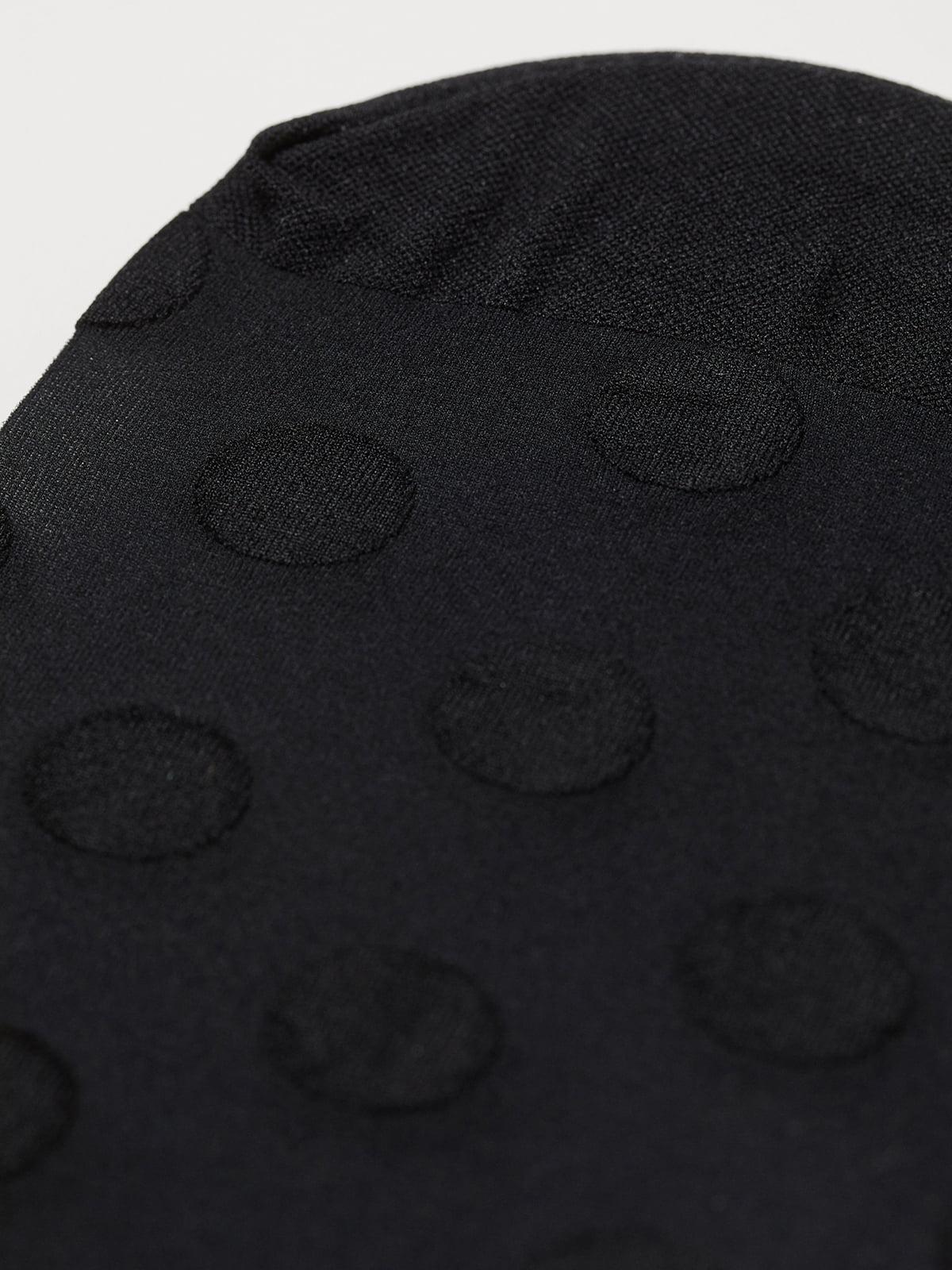 Колготки черные | 5210526