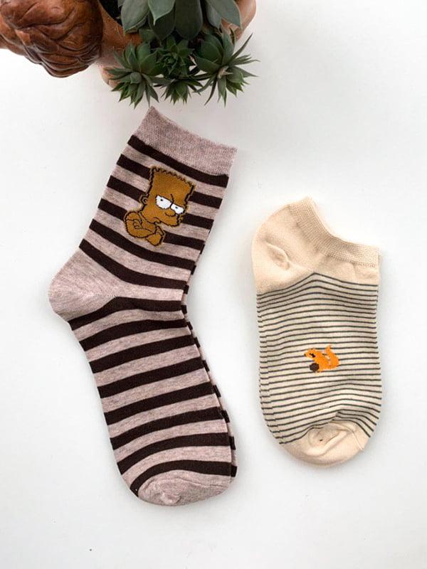 Набір шкарпеток (2 пари)   5211217