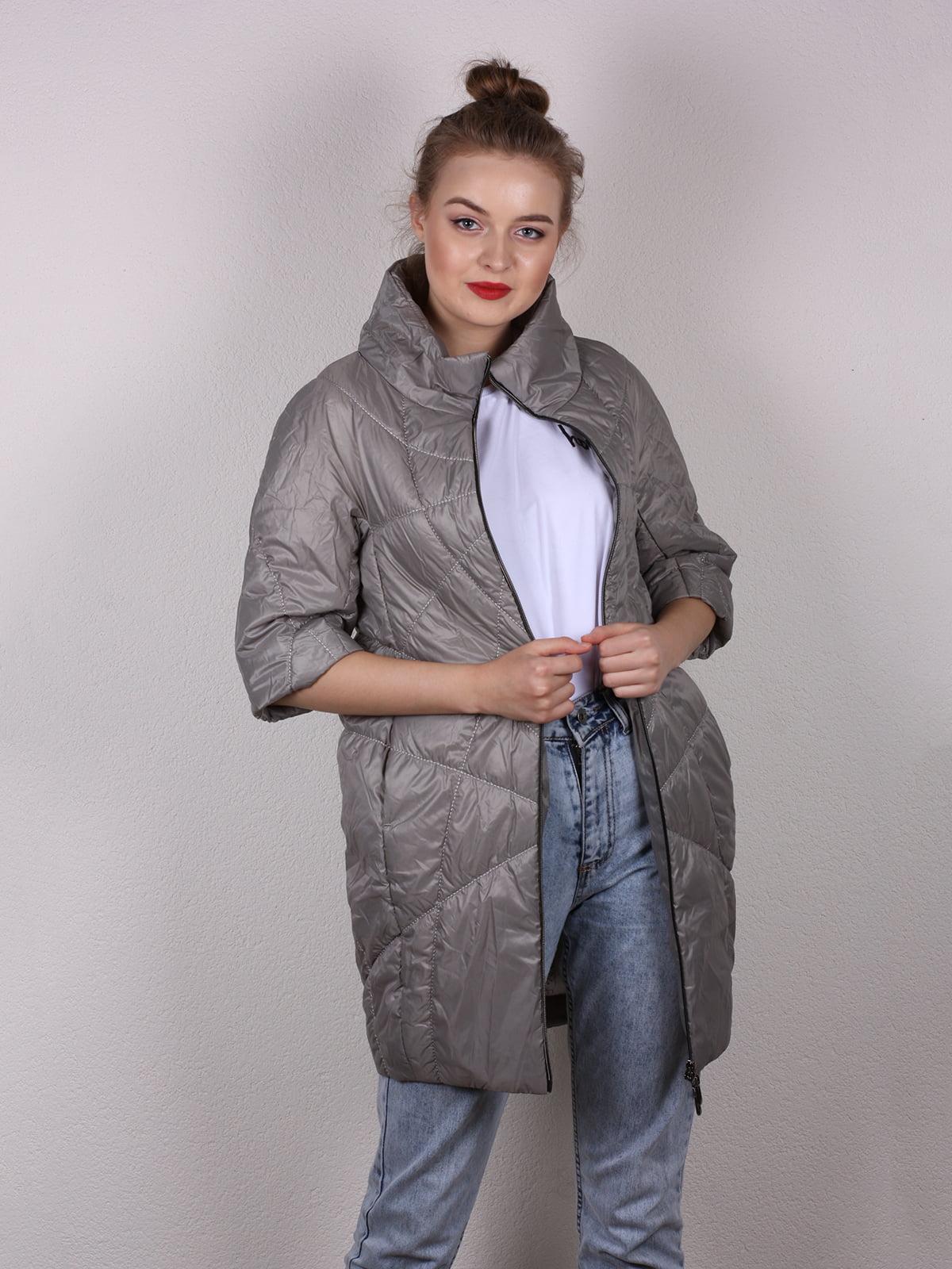 Пальто серое | 5205117