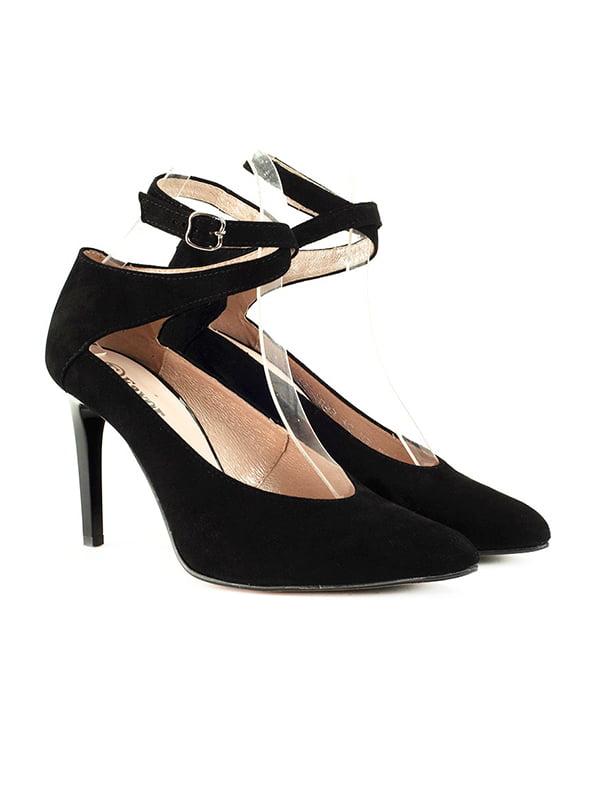 Туфли черные | 5213037
