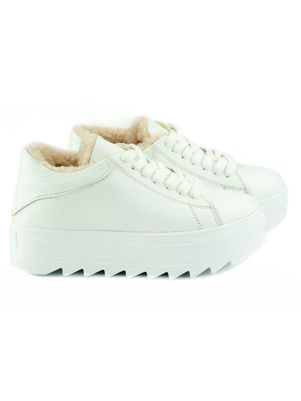 Кроссовки белые | 5213088