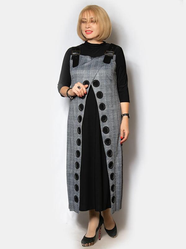 Костюм: платье и сарафан | 5213124