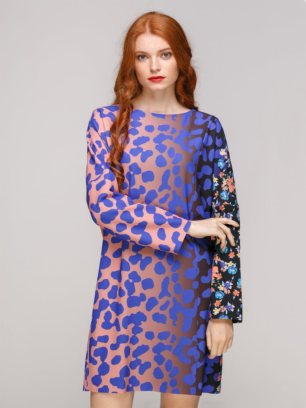 Платье в принт   5205773