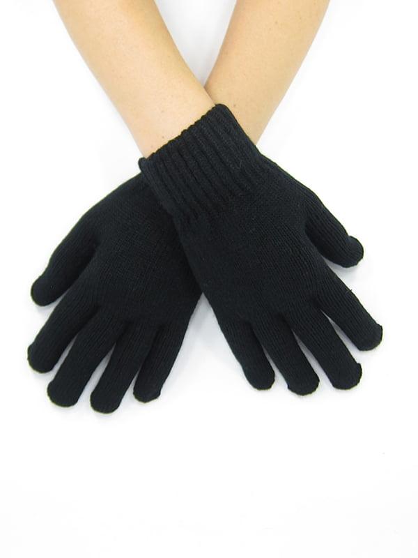 Рукавички чорні   5210923