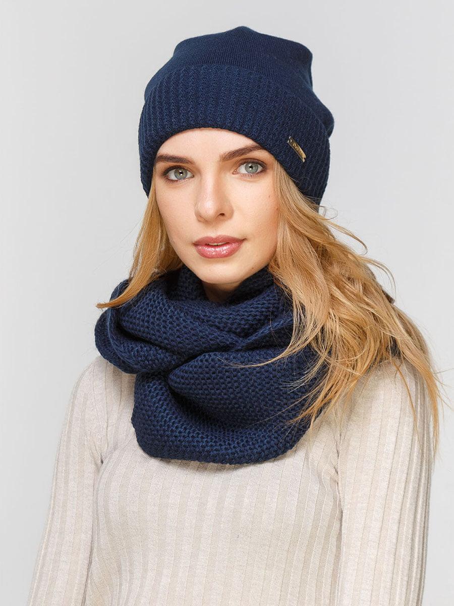 Комплект: шапка і шарф-снуд | 5210978