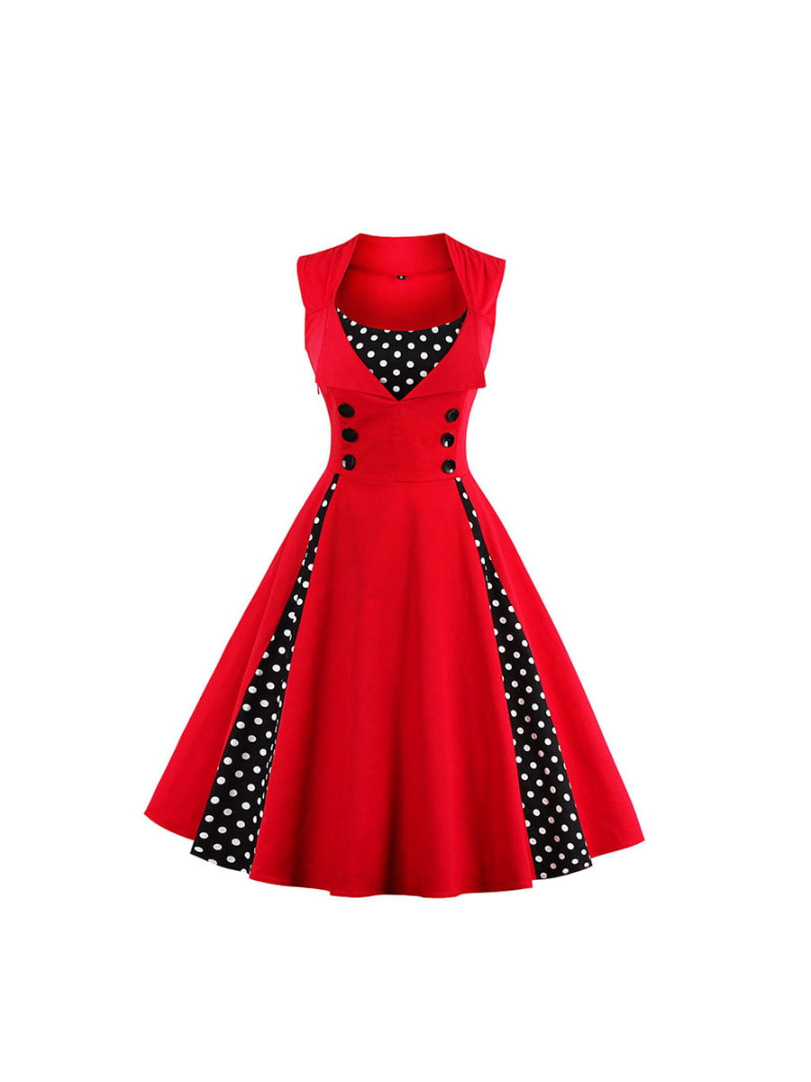 Платье красное | 5214294