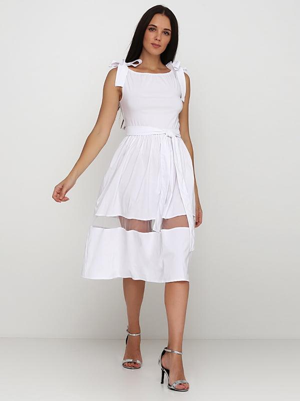 Платье белое   5214354