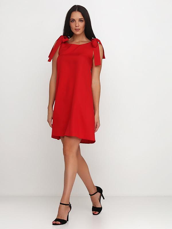 Платье красное | 5214385