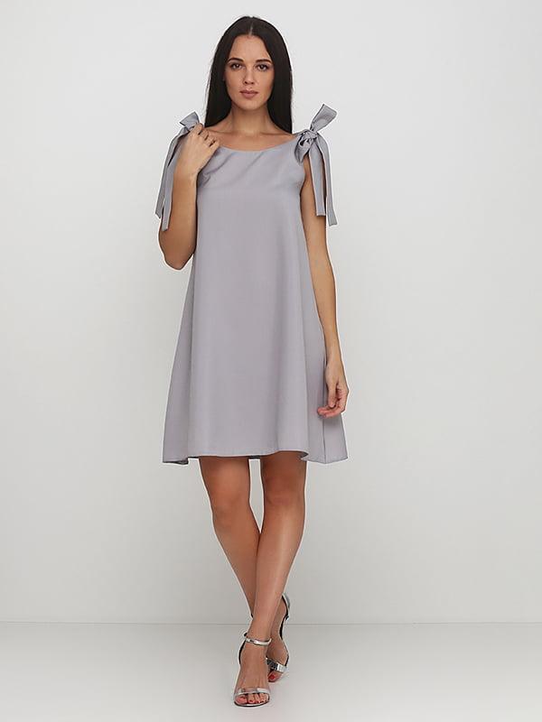 Платье серое | 5214389