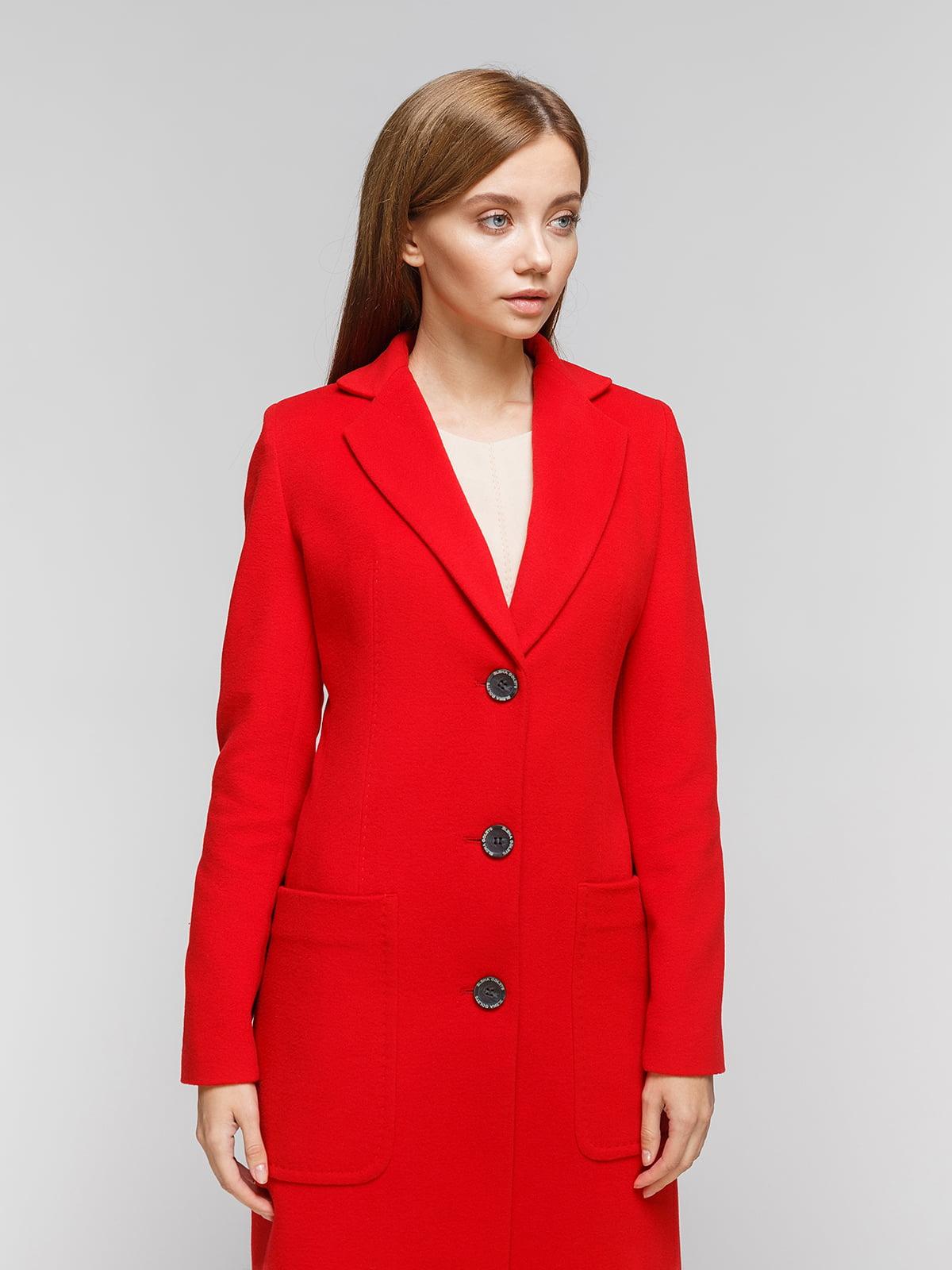 Пальто червоне | 5188337