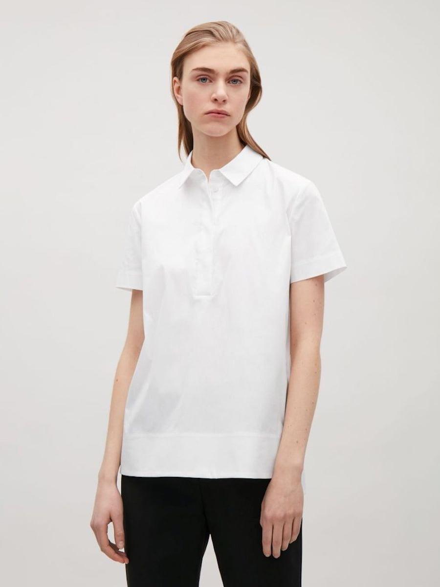 Рубашка белая | 5212623