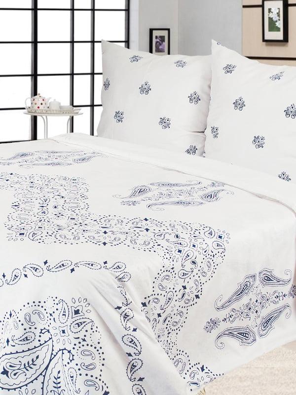 Комплект постельного белья семейный | 5209512