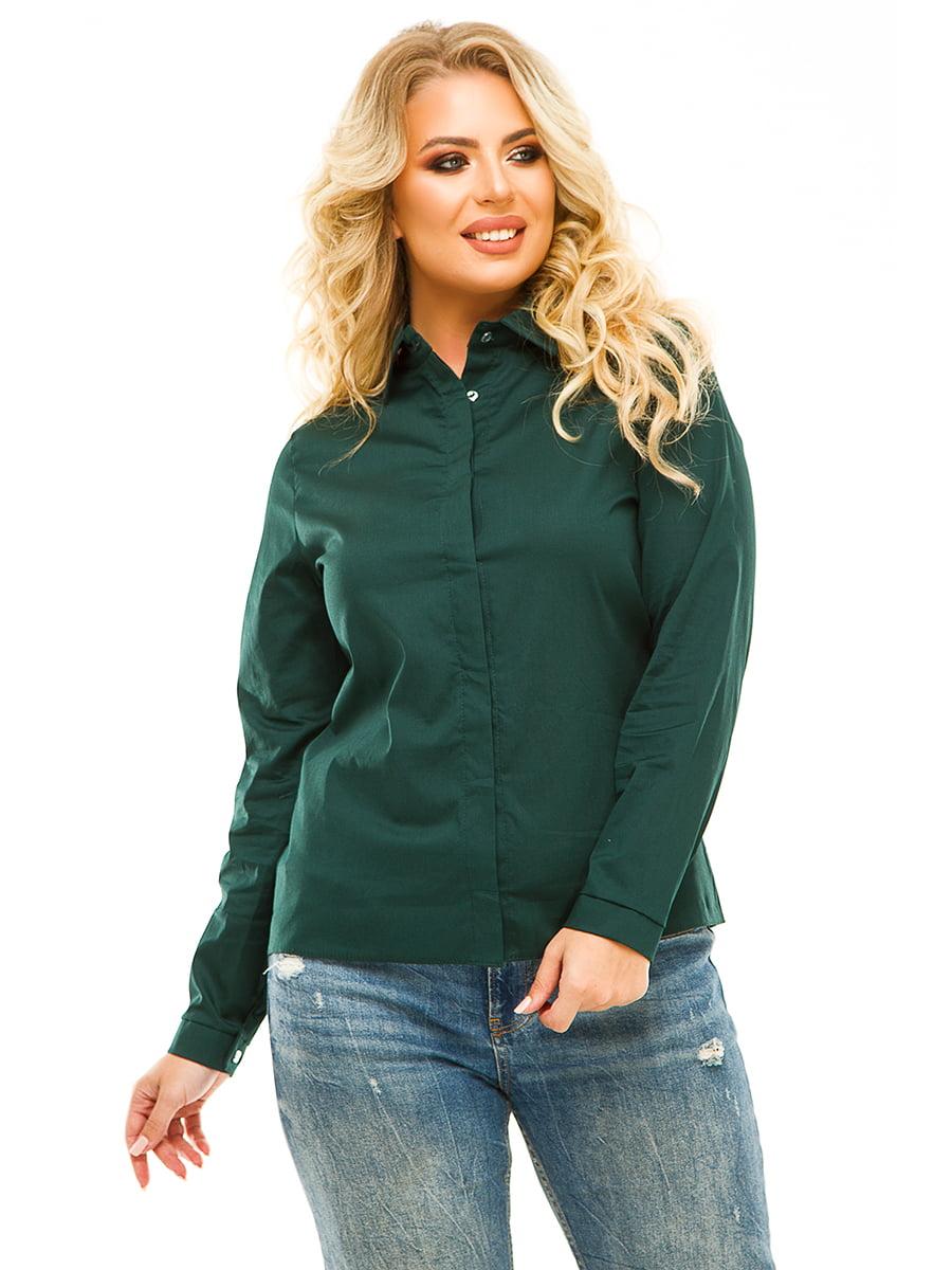 Сорочка зелена   5215476