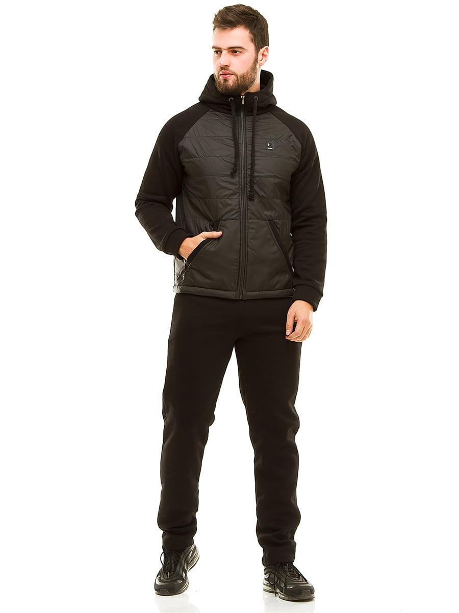 Костюм спортивный: толстовка и брюки | 5215567